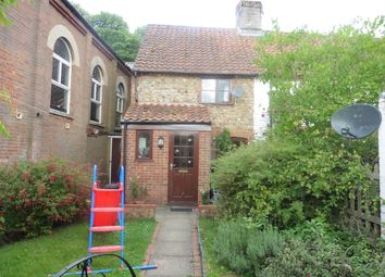 Thumbnail 2 bed end terrace house to rent in Swan Street, Fakenham