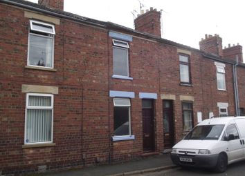 Thumbnail 3 bed terraced house to rent in Pretoria Road, Gonerby Hill Foot, Grantham