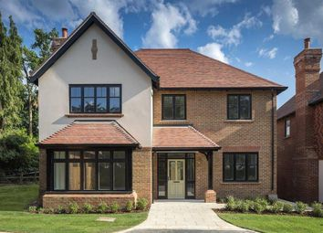Thumbnail 5 bed detached house for sale in Knights Way, Godstone, Surrey