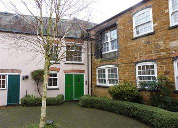 Thumbnail 2 bedroom maisonette for sale in Sarjeant Court, Rothwell, Kettering