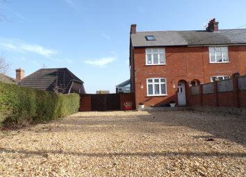 Thumbnail 3 bed semi-detached house for sale in Picket Twenty Way, Picket Twenty, Andover