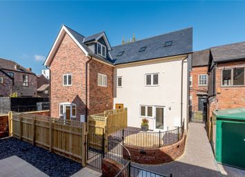 Thumbnail 2 bed semi-detached house for sale in Steeple Mews, Pepper Lane, Ludlow, Shropshire