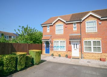 Thumbnail 2 bedroom end terrace house for sale in Lilley Way, Cippenham, Slough