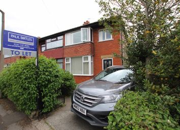 Thumbnail 3 bed semi-detached house to rent in Wycombe Close, Davyhulme, Trafford
