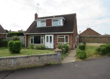 Thumbnail 4 bed detached house for sale in Ullswater Avenue, Peterborough