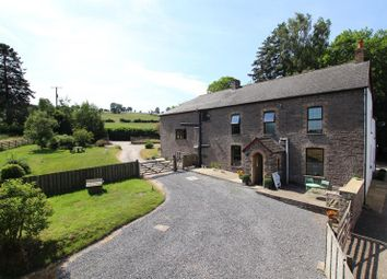 Thumbnail 9 bed detached house for sale in Talyllyn, Brecon