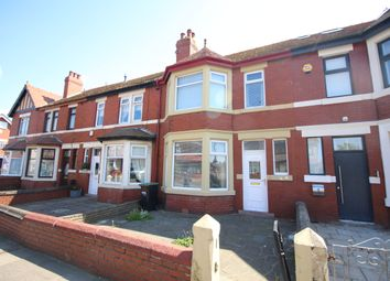 Thumbnail 3 bed terraced house for sale in Poulton Road, Fleetwood, Lancashire