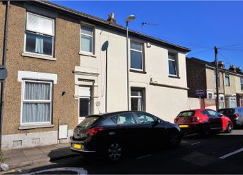Thumbnail 2 bed end terrace house for sale in Talbot Road, Southsea