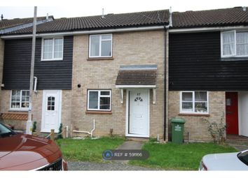 Thumbnail 2 bed terraced house to rent in Fraser Close, Laindon, Basildon