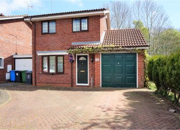 Thumbnail 3 bedroom detached house for sale in Gleneagles Road, Perton, Wolverhampton