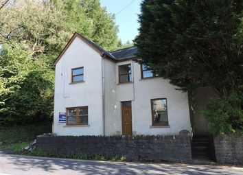 Thumbnail 4 bed detached house for sale in Amman Road, Lower Brynamman, Ammanford