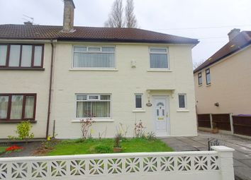 Thumbnail 3 bedroom semi-detached house for sale in Queens Drive, Walton, Liverpool