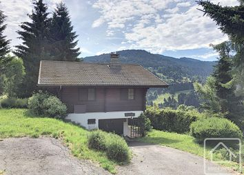 Thumbnail 4 bed chalet for sale in Rhône-Alpes, Haute-Savoie, Les Gets