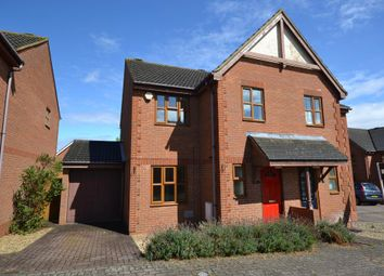 Thumbnail 3 bed semi-detached house for sale in Howe Rock Place, Tattenhoe, Milton Keynes, Buckinghamshire