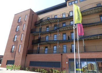 Thumbnail 2 bedroom flat to rent in Liversage Street, Derby