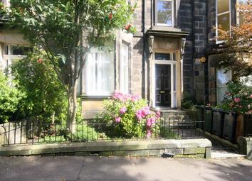 Thumbnail 1 bed flat to rent in Magdala Crescent, Edinburgh