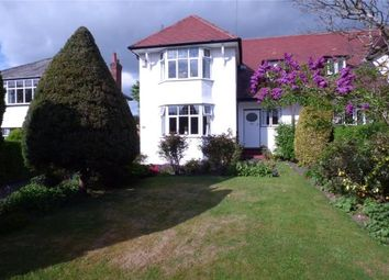 Thumbnail 3 bed semi-detached house for sale in Red Roofs, London Road, Carlisle, Cumbria