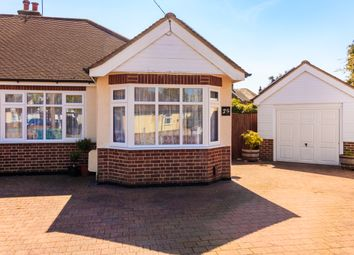 Thumbnail 3 bed bungalow for sale in Burleigh Gardens, Ashford, Middx