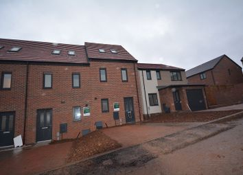 Thumbnail 3 bedroom terraced house to rent in Rogers Avenue, Old St Mellons, Cardiff.