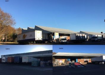 Thumbnail Light industrial to let in Units 6, 7 & 8 Chalcroft Business Park, Burnetts Lane, West End, Southampton