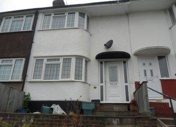 Thumbnail 4 bed terraced house to rent in Gonville Crescent, Northolt