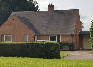 Thumbnail 2 bed detached bungalow to rent in Sudbury, Ashbourne