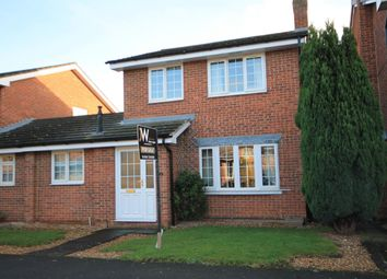 Thumbnail 3 bed link-detached house for sale in Manor Close, Topcliffe, Thirsk