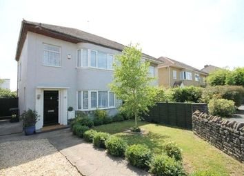 Thumbnail 3 bed semi-detached house for sale in Smithcourt Drive, Little Stoke, Bristol
