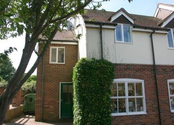 Thumbnail 2 bed maisonette to rent in Canal Side, High Street, Hungerford