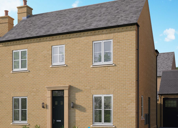 Thumbnail 4 bedroom detached house for sale in Carnaile Street, Alconbury Weald