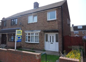 Thumbnail 3 bed semi-detached house for sale in Wellands Lane, Whitburn, Sunderland