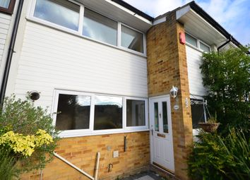 Thumbnail 3 bed terraced house to rent in Charles Drive, Cuxton, Rochester