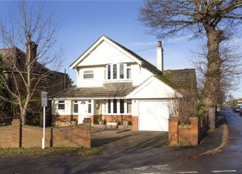Thumbnail 5 bedroom detached house for sale in Burwood Road, Hersham, Walton-On-Thames, Surrey