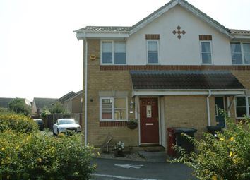 Thumbnail 2 bed property to rent in Richards Way, Cippenham, Slough