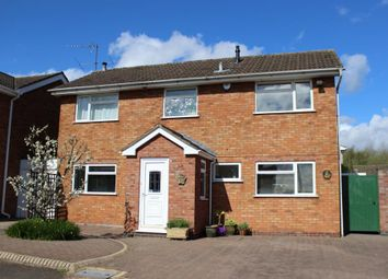 Thumbnail 3 bed detached house for sale in Ludlow Road, Kidderminster