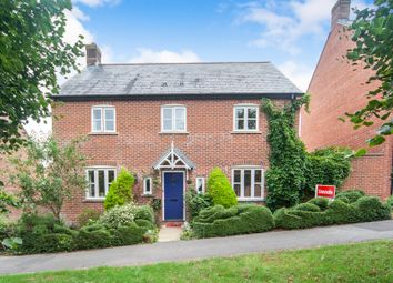 Thumbnail 4 bed detached house for sale in Cypress Road, Charlton Down, Dorchester