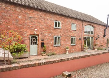 Thumbnail 4 bedroom barn conversion for sale in Upton Lane, Shifnal