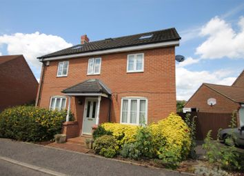 Thumbnail 6 bedroom detached house to rent in Gatekeeper Close, Wymondham