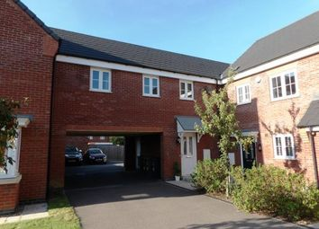 Thumbnail 2 bed maisonette for sale in Aitken Way, Loughborough, Leicestershire