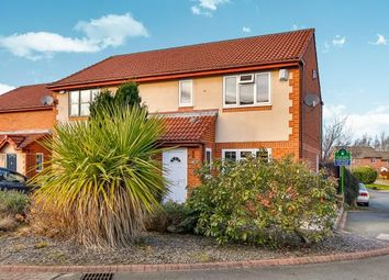 Thumbnail 3 bed semi-detached house for sale in Hatfield Close, Framwellgate Moor, Durham, County Durham