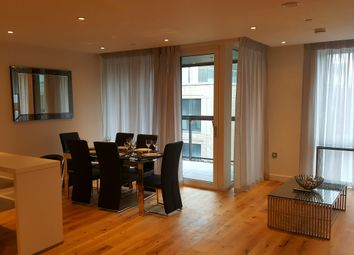 Thumbnail 3 bed flat to rent in Elizabeth Court, London