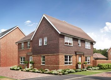 """Thumbnail 3 bed semi-detached house for sale in """"Ennerdale"""" at Havant Road, Emsworth"""