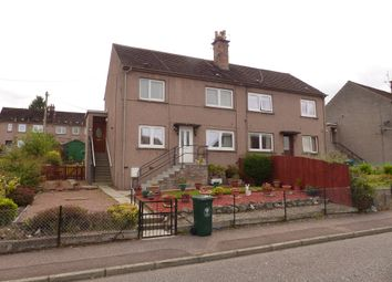 Thumbnail 1 bed flat for sale in Logie Crescent, Perth