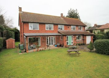 Thumbnail 5 bed detached house for sale in Bridstow, Ross-On-Wye