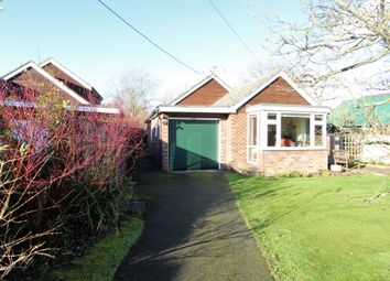 Thumbnail 3 bed detached bungalow for sale in Ramsdean Road, Stroud, Petersfield, Hampshire