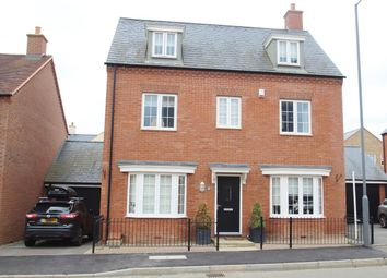 Thumbnail 4 bed town house to rent in Needlepin Way, Buckingham