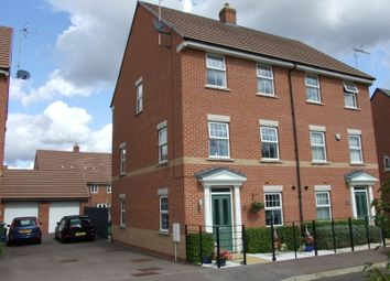 4 bed town house for sale in Drayhorse Crescent, Woburn Sands MK17