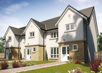 "Thumbnail 3 bed terraced house for sale in ""The Arthur"" at Hillview Gardens, Nivensknowe Park, Loanhead"