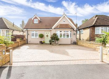 Thumbnail 3 bed detached bungalow for sale in Beech Avenue, Enfield