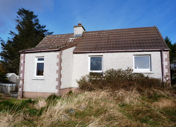 Thumbnail 1 bedroom bungalow for sale in Back, Isle Of Lewis